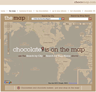 choco map