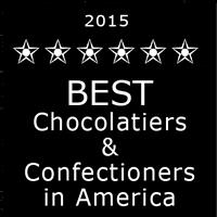 2015 best chocolatiers