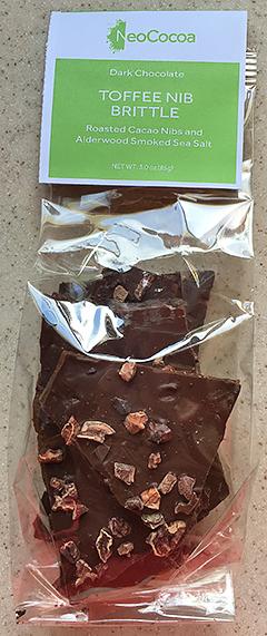 Neo Cocoa Toffee Nib Brittle