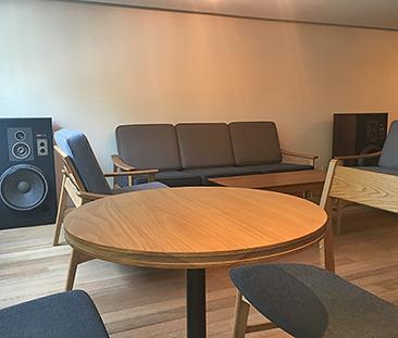 Dandelion Chocolate Lounge