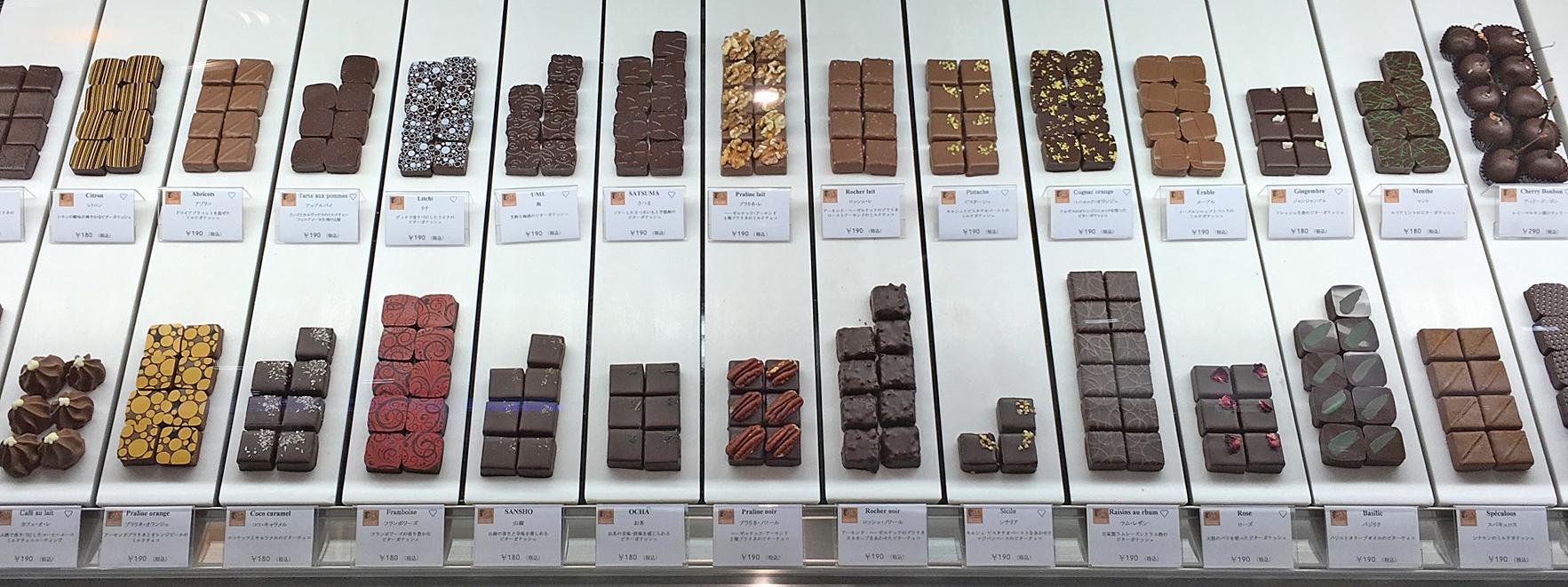 decadence du chocolat truffles