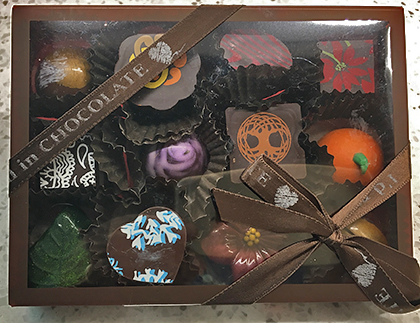 ferawyn box of truffles