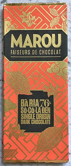 Ba Ria 76% bar