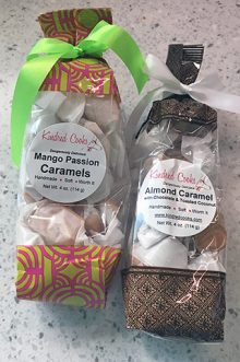 Kindred Cook Caramels